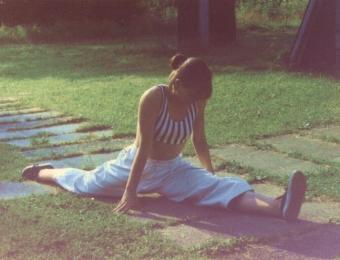 Gasshuku Brenna 1995