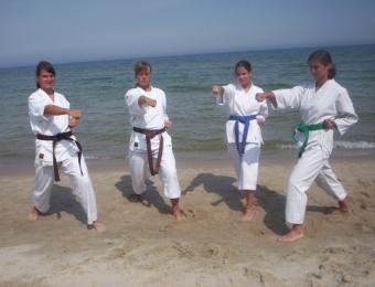 Letni obóz w Grzybowie 2005
