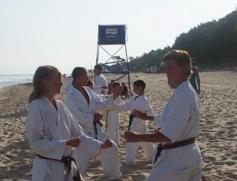 Letni Obóz w Pobierowie 2006