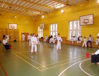 Otwarte Mistrzostwa w Karate Tradycyjnym miasta Opola 2010