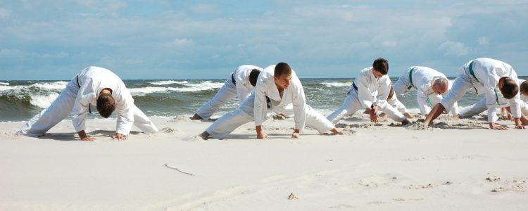 Klub karate w Opolu